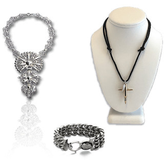 SILVER & FASHION JEWELRY
