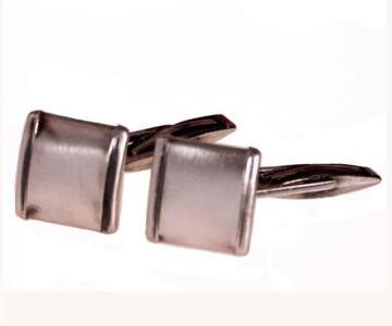 Cufflinks in 925 silver Vintage