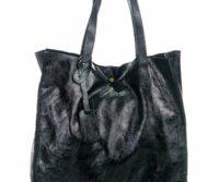 Imelda Quilted Genuine Leather Bag - PINK