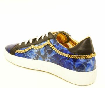 OL' JIMMY Mila Sneakers Shoes - Blue