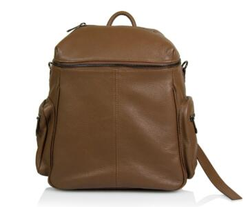 JULIENT - Celinka Dollar Leather Backpack - Main
